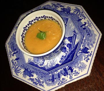 carrot soupweb