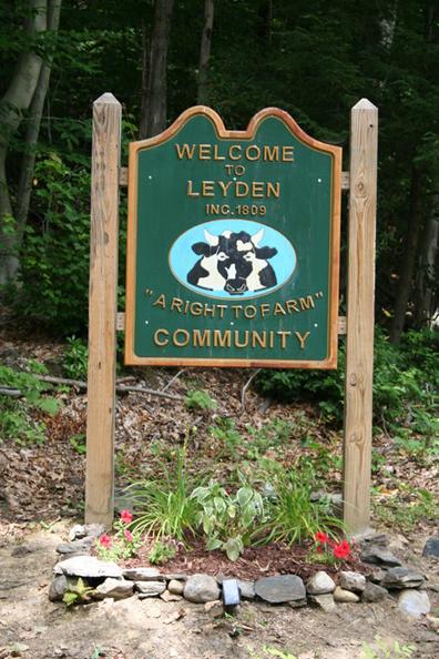 Leyden sign